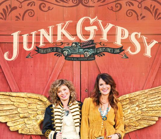 Junk Gypsy Book Due October