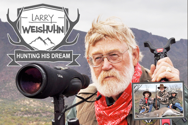 Larry weishuhn world hunter