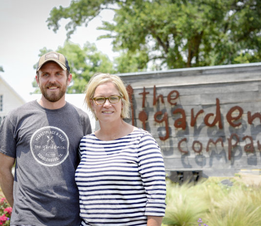Garden Co. Marketplace and Cafe Dixie Ray Hamilton