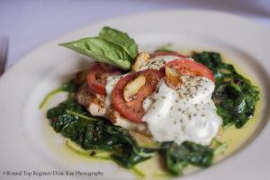 Volare Italian Restaurant in Brenham. Photo by Dixie Ray Hamilton.