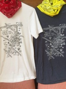 Round Top Antiques Show T-shirt Fall 2017